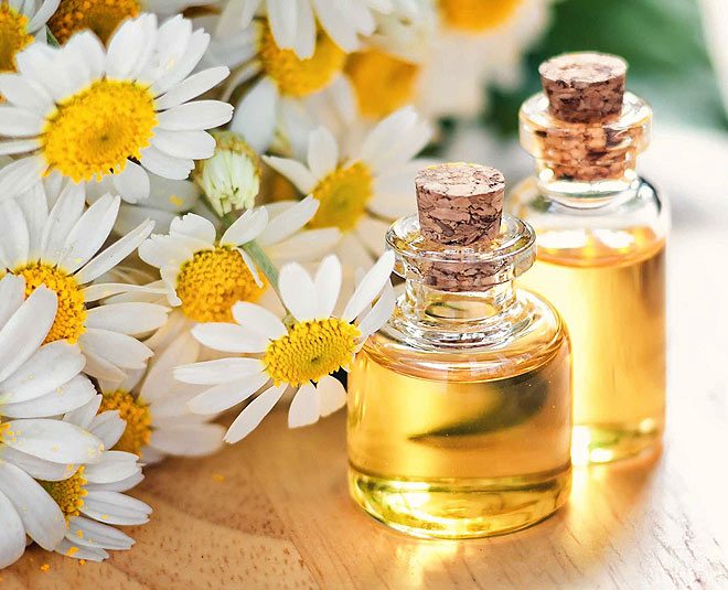 how to use chamomile oil for skin four