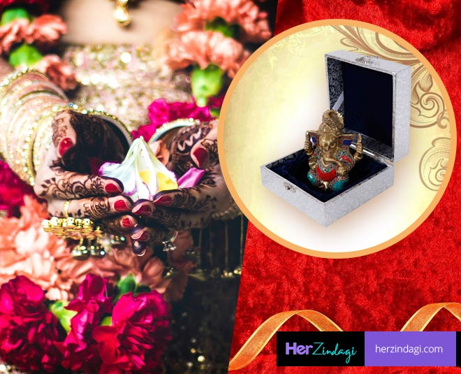 idol gifting ideas during weddings in india