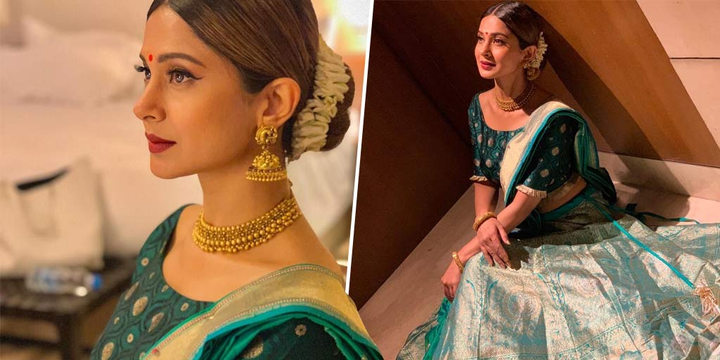Beyhadh 2 Actress Jennifer Winget Inspired Hairstyles For The Wedding Season She's now playing the role of zoya siddiqui in bepanah telecast on colors. beyhadh 2 actress jennifer winget
