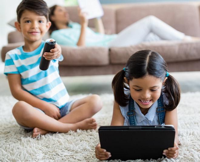 kids screen time rules m