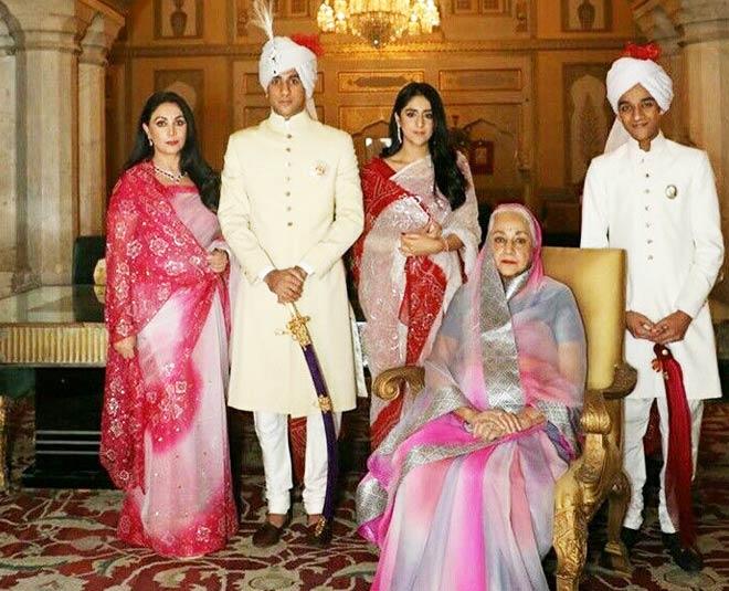 royal family of jaipur