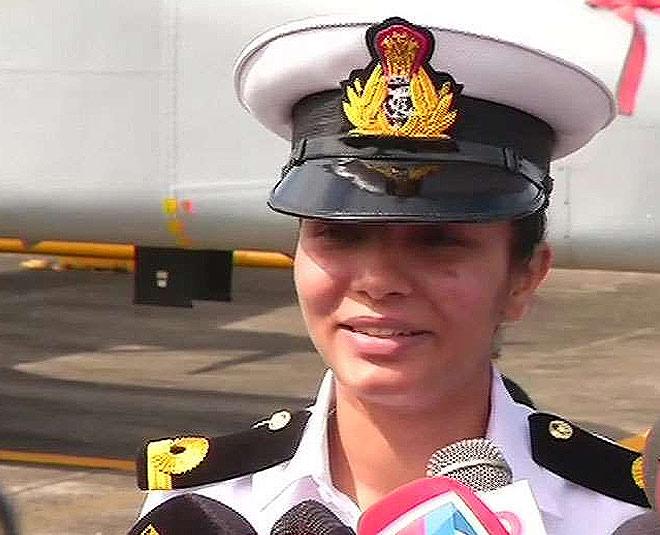 shivangi in indian navy main