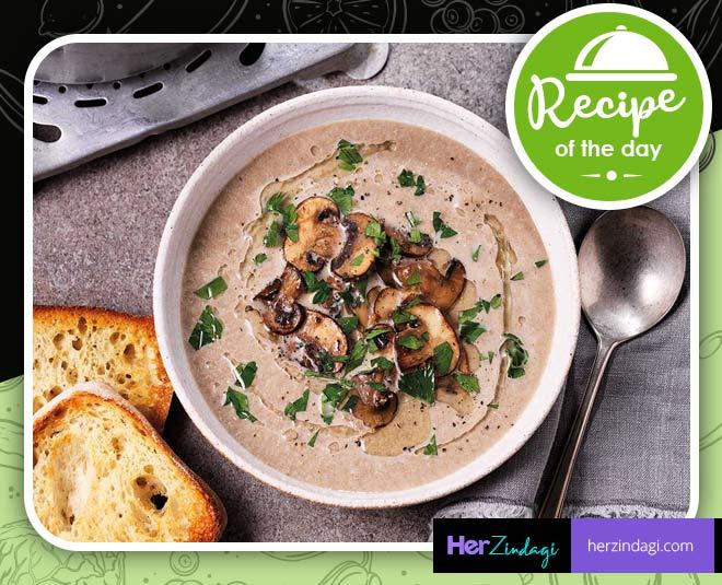 soup mushroom
