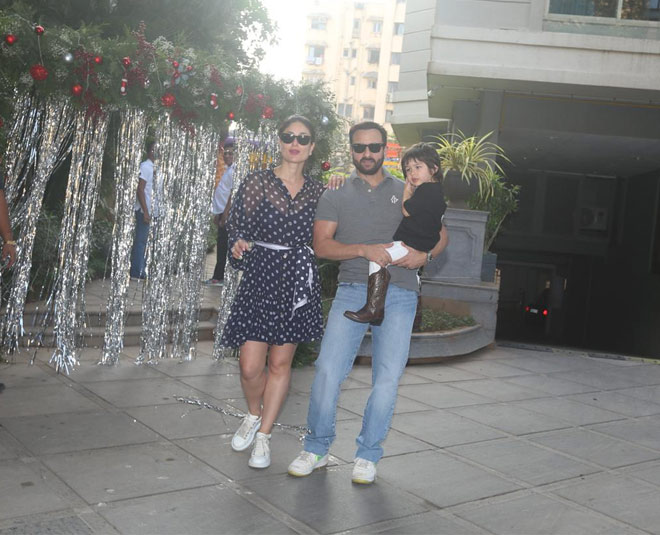 taimur ali khan birthday photos family