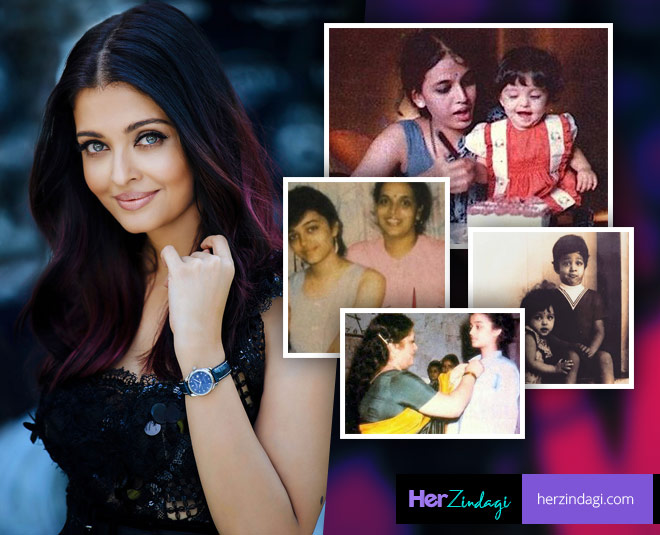 unseen  old  pictures  of  Aishwarya  rai  bachchan latest new