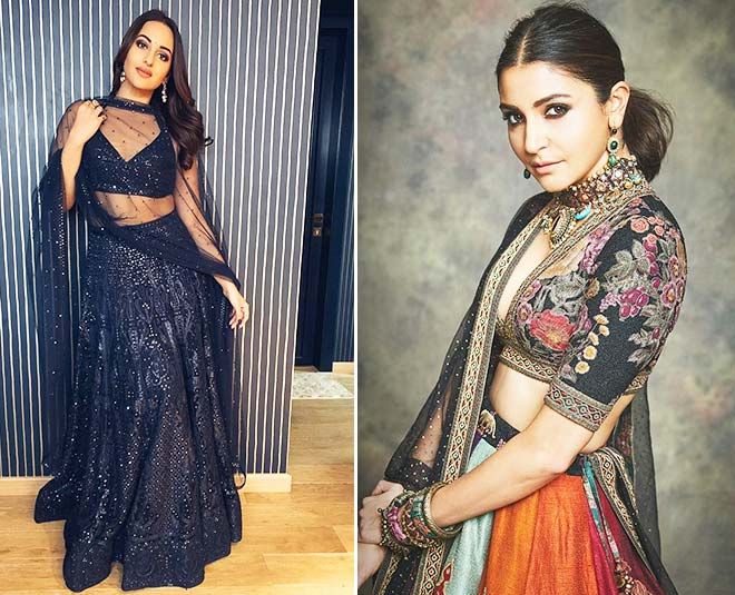 wedding party look inspiration celebs m