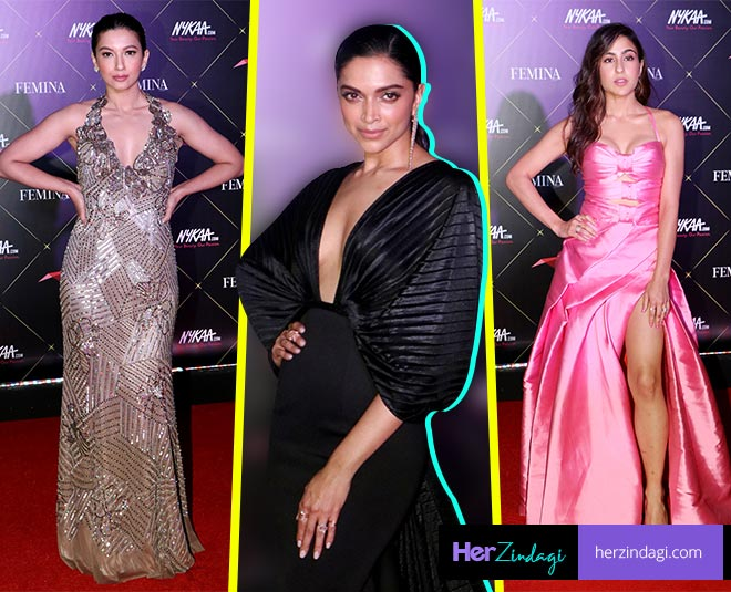 actresses at femina beauty awards