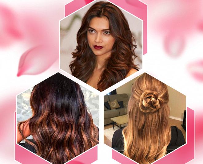 braidal hair colour highlights