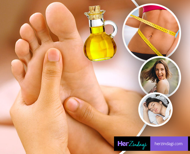 foot massage benefits sleep weight loss ()