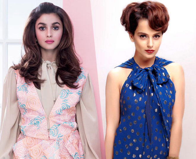 kangana ranaut alia bhatt bollywood actress main