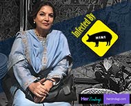 shabana azmi swine flu  ()