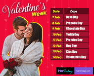 week before valentine