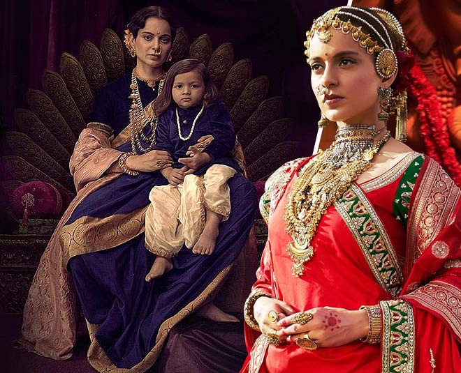 Kangana ranaut manikarnika look goes viral know some more popular queen looks