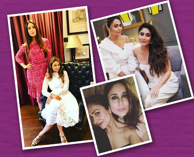 Kareena kapoor radio show what women want new guest amrita arora talk on female friendship