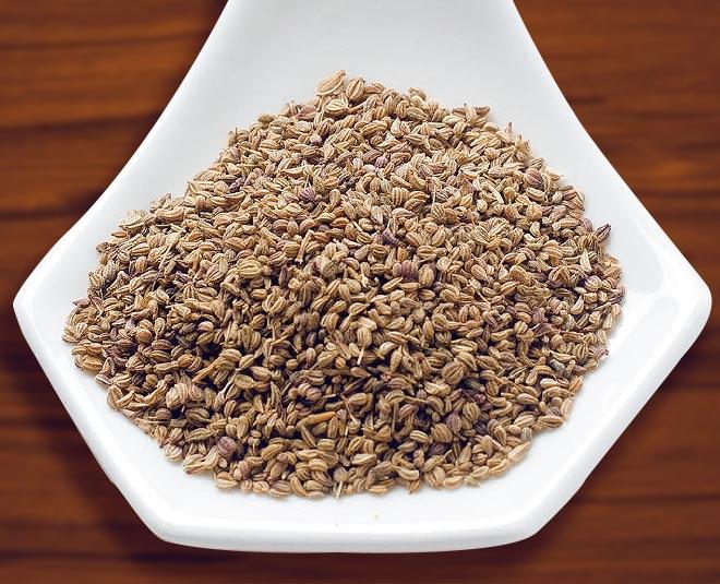 ajwain seed water