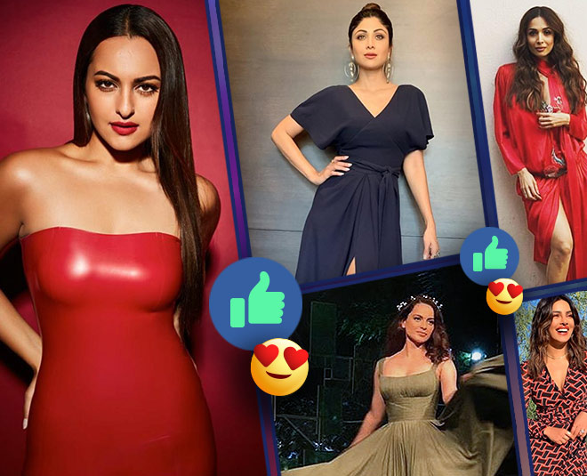 best look of the week sonakshi malika main