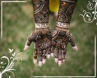 dark mehendi tips