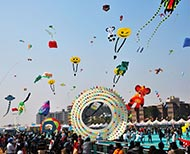 how kite festival is celebrated in jaipur thumb