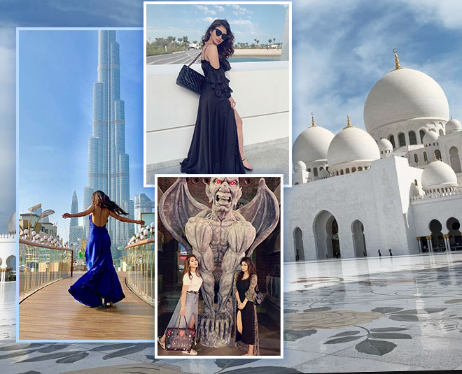 mouni roy dubai masti main