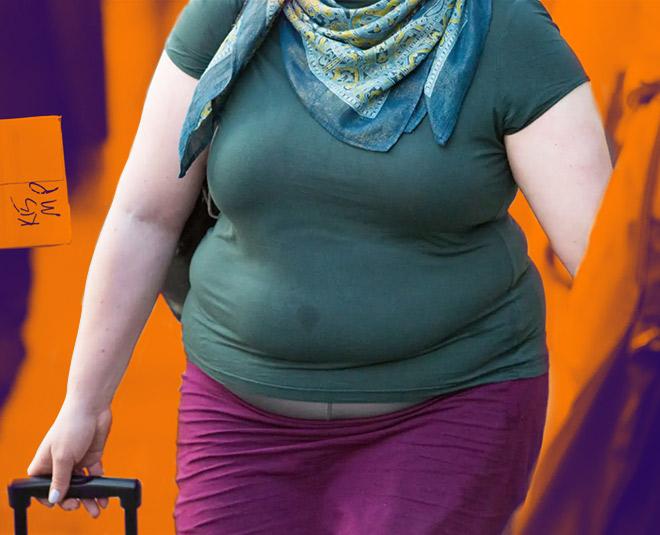 obesity in women main