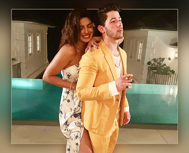 priyanka nick honeymoon five romantic  photos