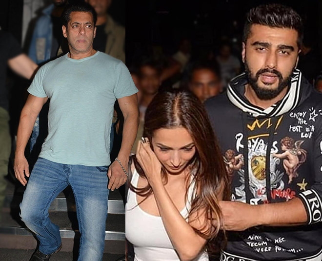 salman khan angry over malaika arora arjun kapoor relationship banned boney kapoor and arjun entry at home main