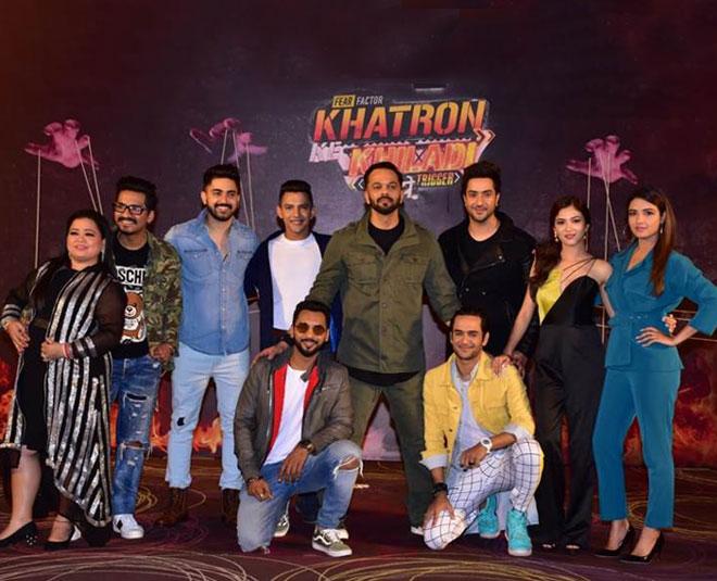 see how  female contestant playing difficult stunts in khatron  ke  khiladi  season