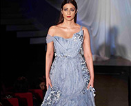 tabu glamrous look at lakme fashion week