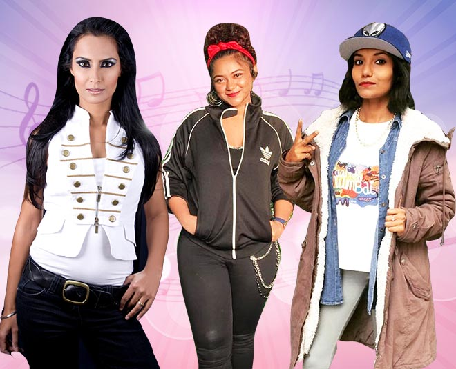 top female rappers indian deane sequeira sofia ashraf nindy kaur ish kaur deepa unnikrishnan article