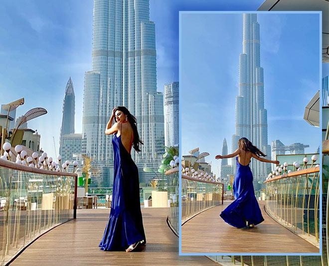 tv bollywood actress mouni roy dubai vacation main