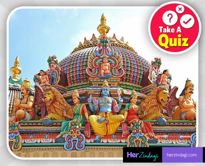 Famous Hindu Temples Interesting Facts And Questions