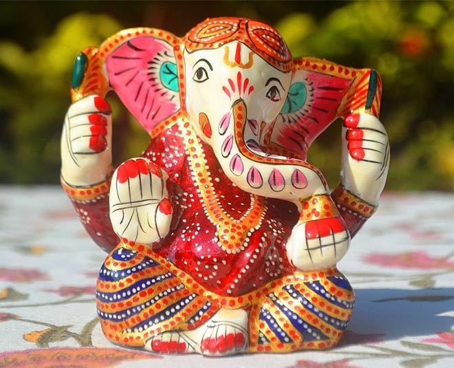 Ganesh idol rules main