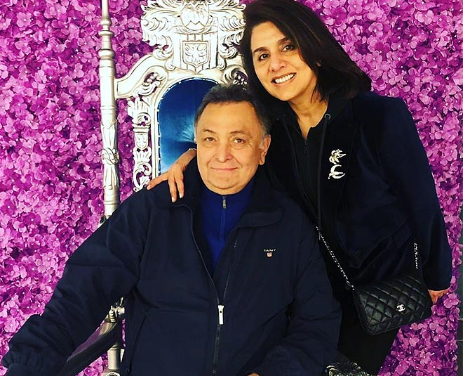 Neetu Singh Bollywood Actress Family