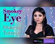 Smokey Eye Makeup For Party