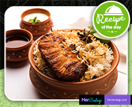 cook fish biryani recipe at home thumb