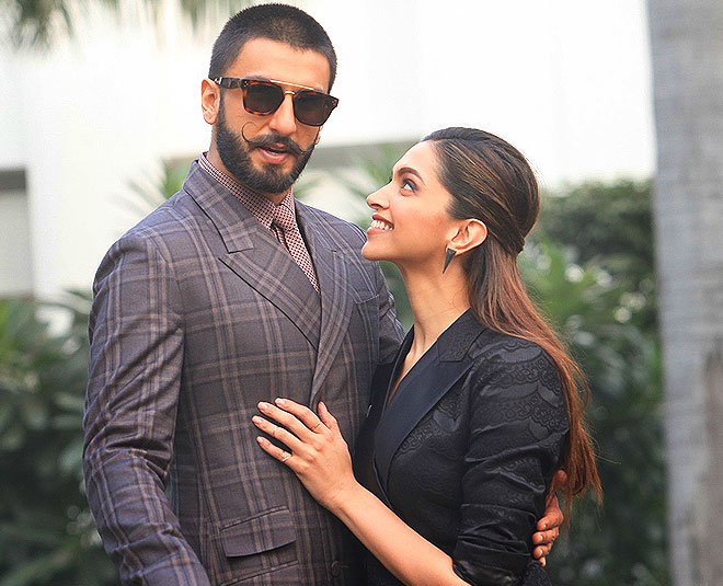 9 Times When Deepika Padukone And Ranveer Singh Made Us All Go Aww