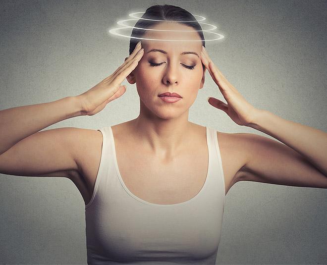 dizziness health main