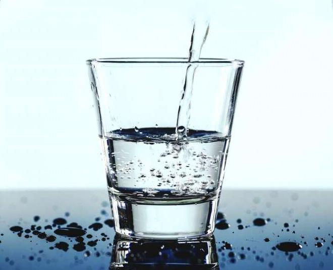 drink water inside