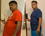 fat to fit ram kapoor thumb