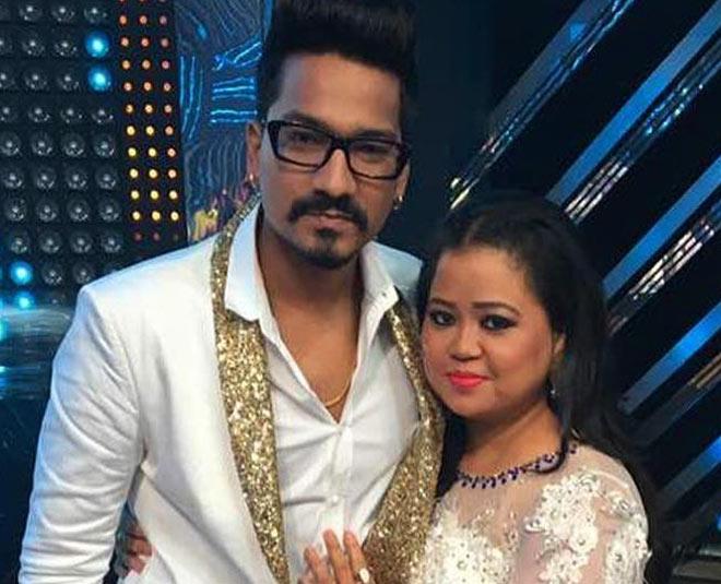 Comedy Queen Bharti Singh And Haarsh Limbaachiya's Love Story Is Beyond  Beautiful