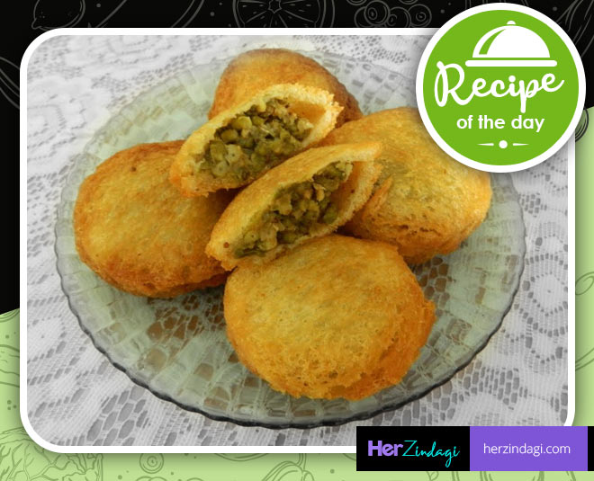 how to make bread kachori main