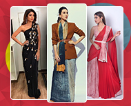 how to style belted saree like bollywood celebrities thumb
