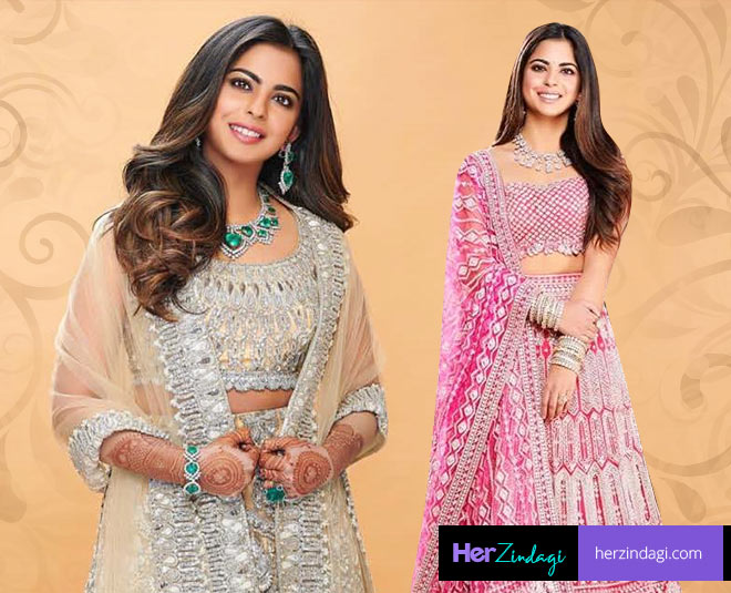 isha ambani fashion main