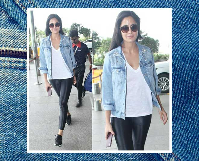 Rock The Denim Jacket Trend This Season Just Like These ...