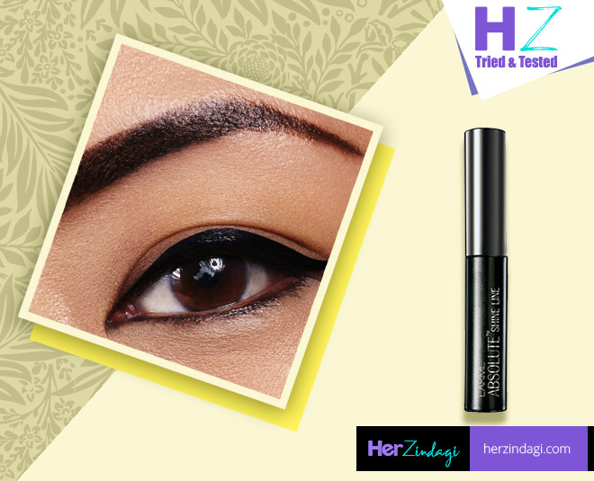 lakme absolute shine liquid eye liner hz tried and tested th july main