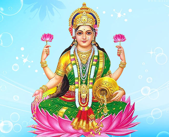 mahalakshmi pooja procedure