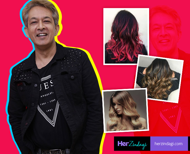Jawed Habib Shares How To Select Latest Hair Colour According To Skin Tone