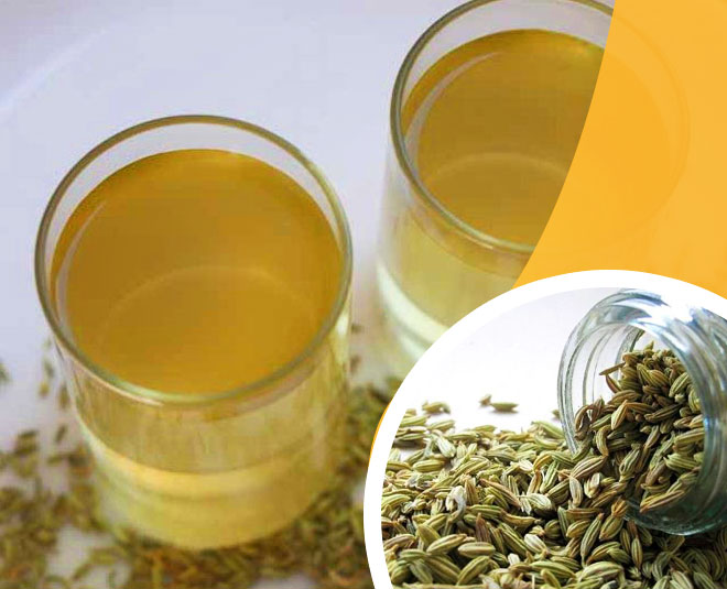 main weight loss with fennel water