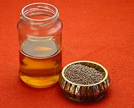 mustard oil massage benefits thumb