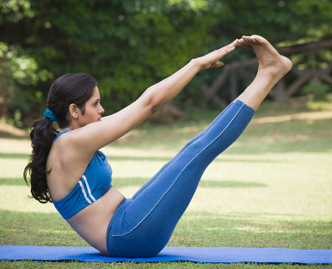 Weight Loss Tips: 2 Best Yoga Poses to Reduce Belly Fat in ...